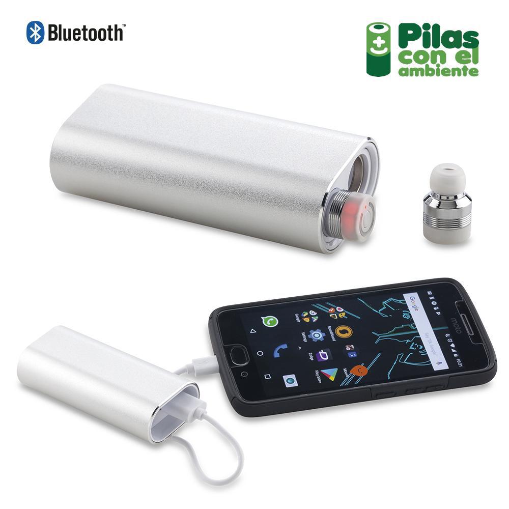 Audífonos Bluetooth con Pila Recargable 2000mAh