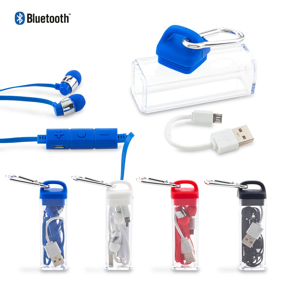 Audífonos Bluetooth Logan