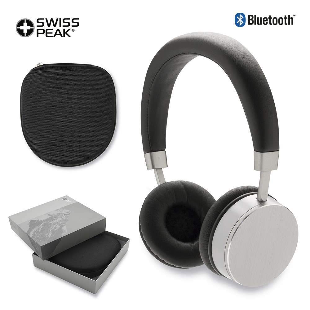 Audífonos Bluetooth Swisspeak