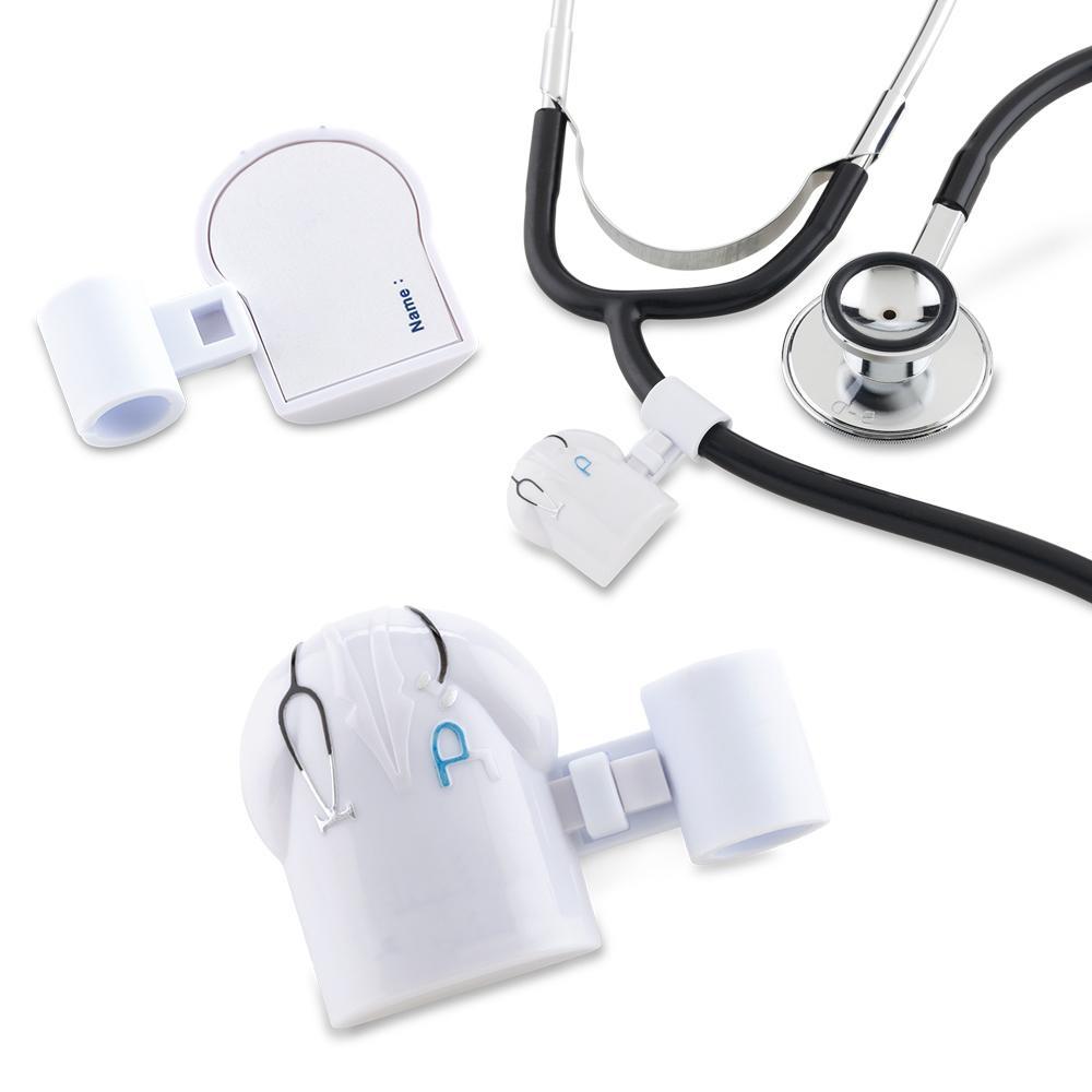 Identificador Para Estetoscopio Medic