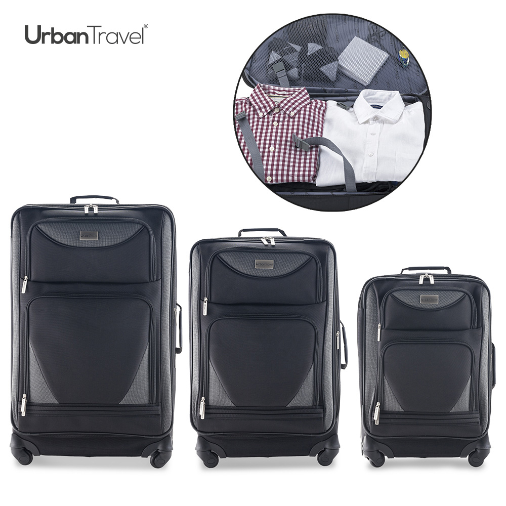 Set De Maletas Pietro Urban Travel - OFERTA