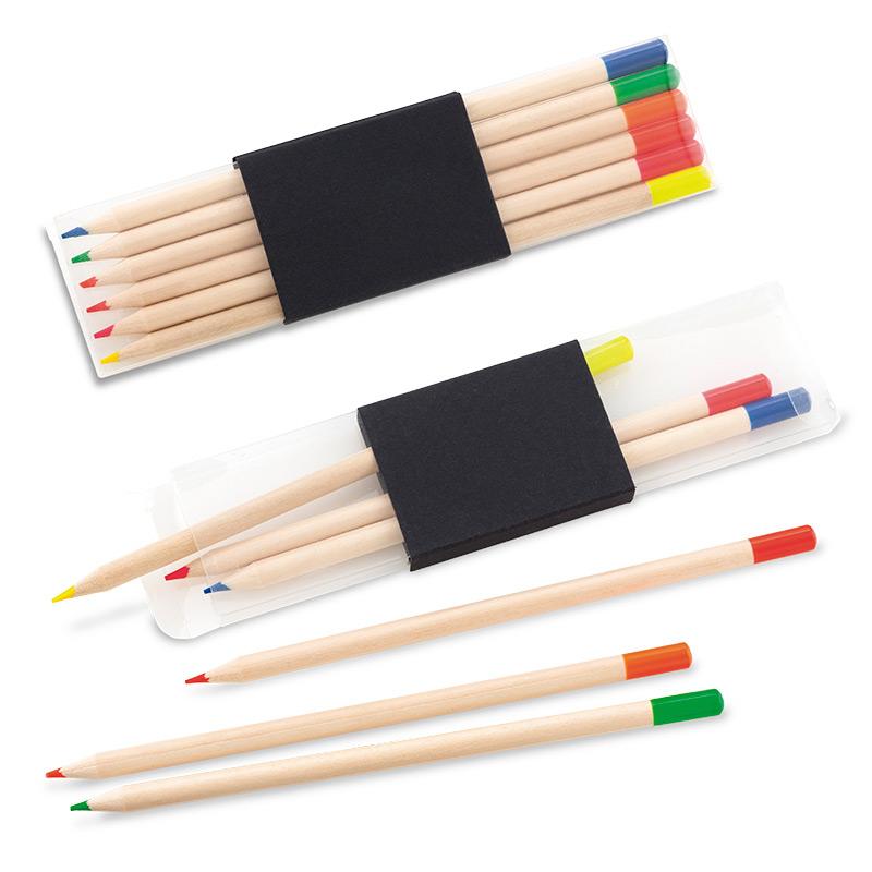 Set De Colores Neon - OFERTA