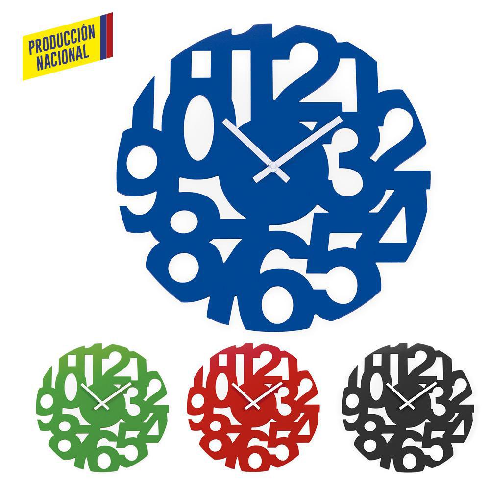 Reloj de Pared Cosmos - Produccion Nacional