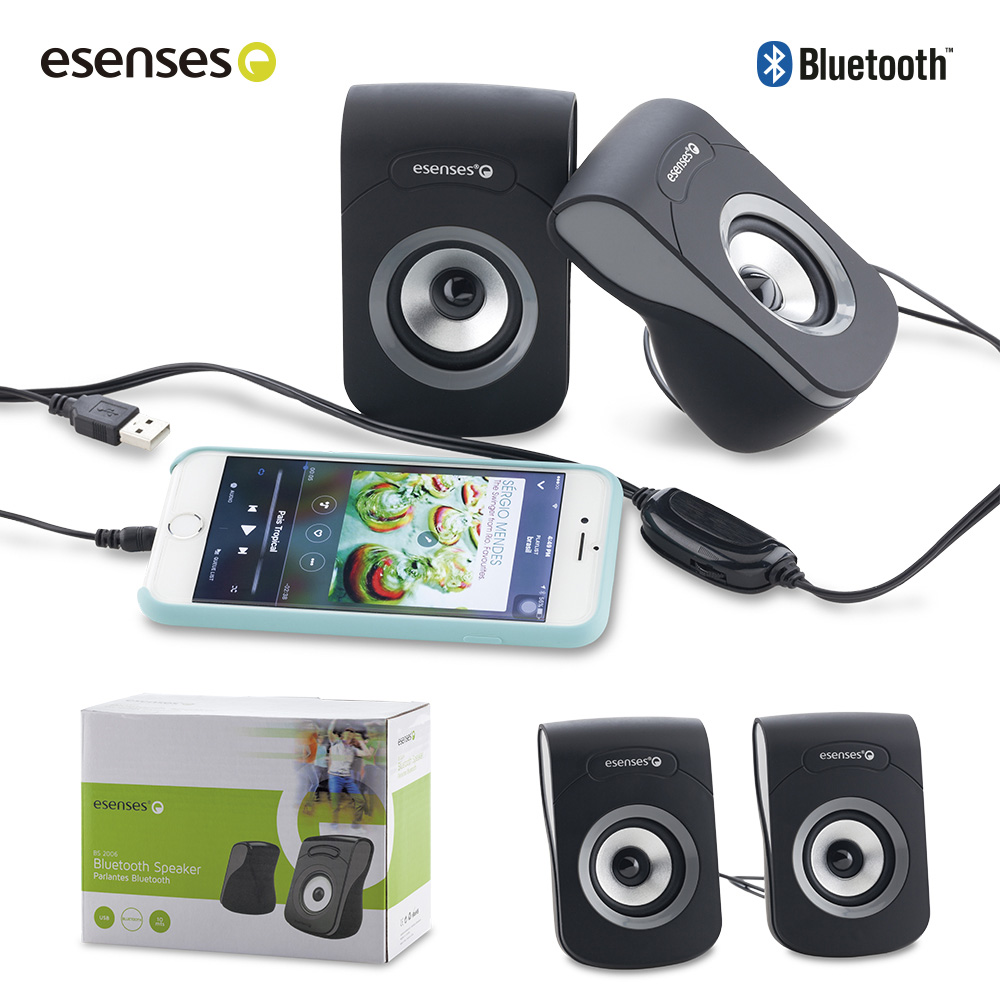 Set de Speaker Bluetooth Esenses