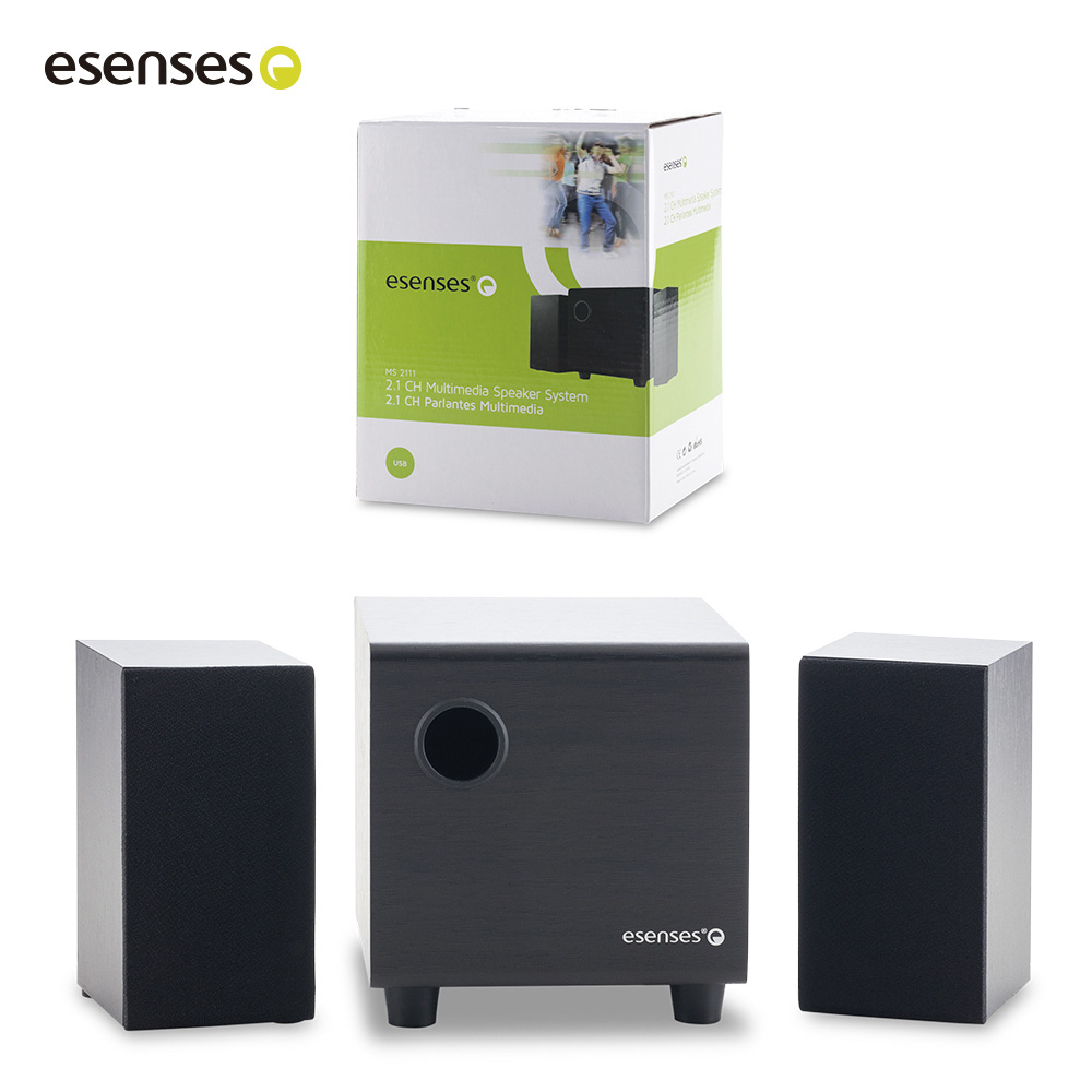 Set de Speaker Multimedia Esenses