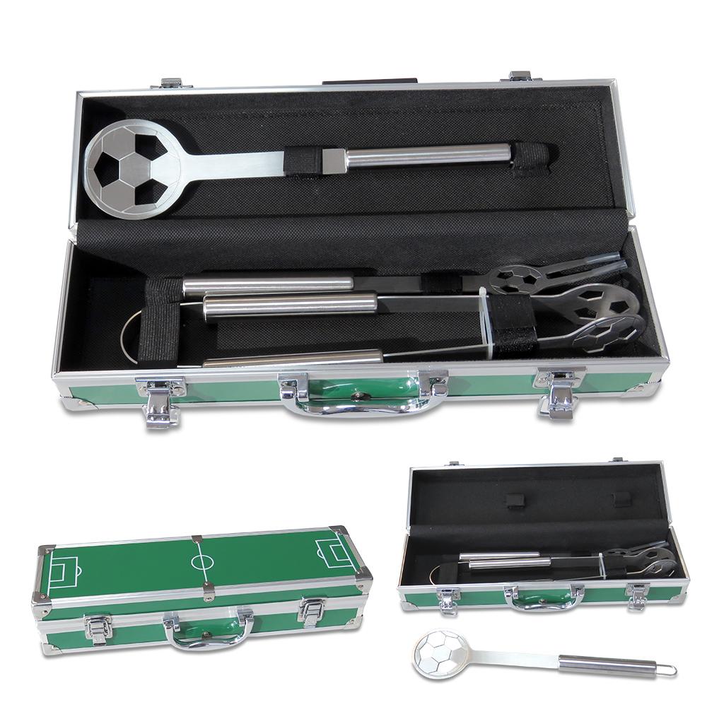 Set BBQ Soccer Deluxe