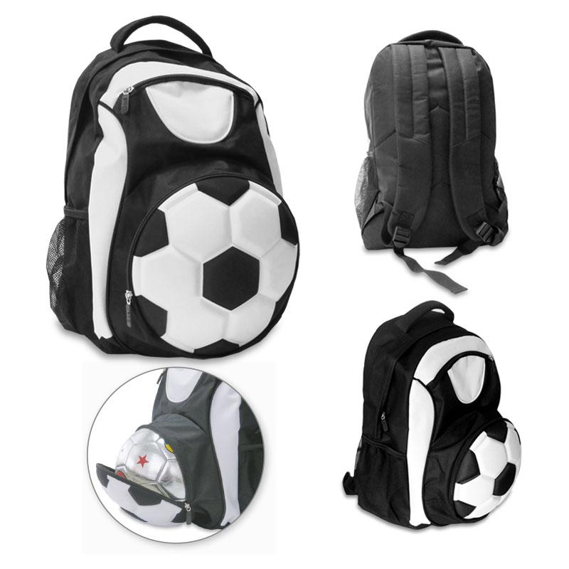 Morral Backpack Soccer Ball