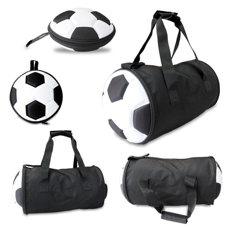 Maletin Compacto Soccer Ball