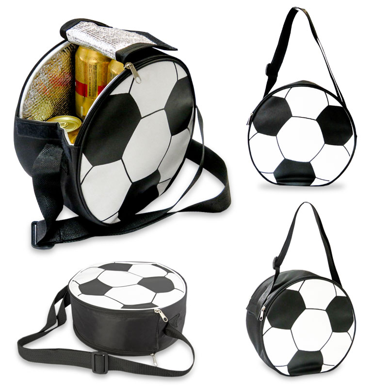 Nevera Cooler bag Soccer Ball - Produccion Nacional