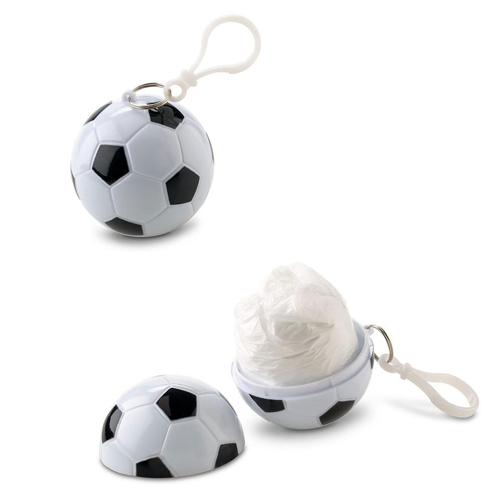 Llavero con Capa Poncho Soccer