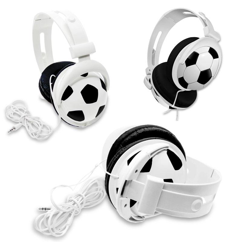 Audifonos Soccer Ball
