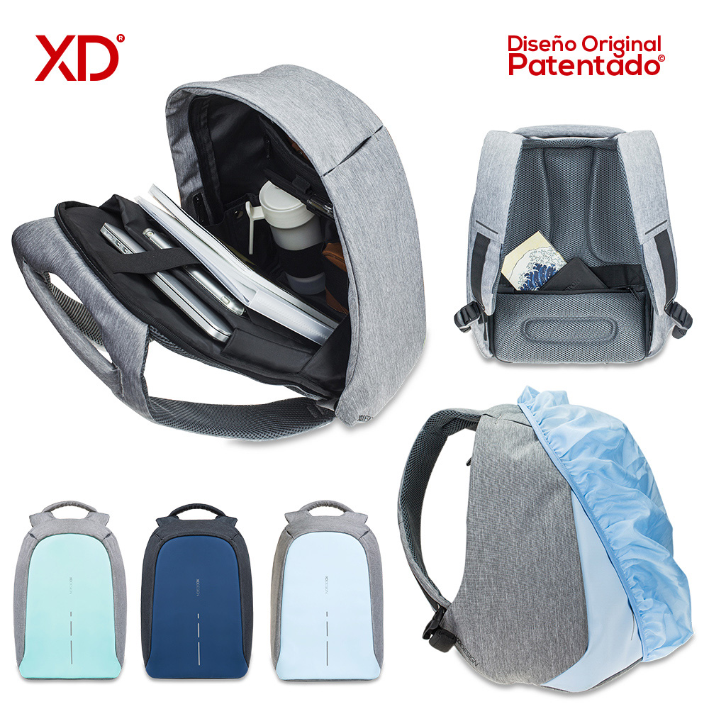Morral Backpack Antirrobo Bobby Compact