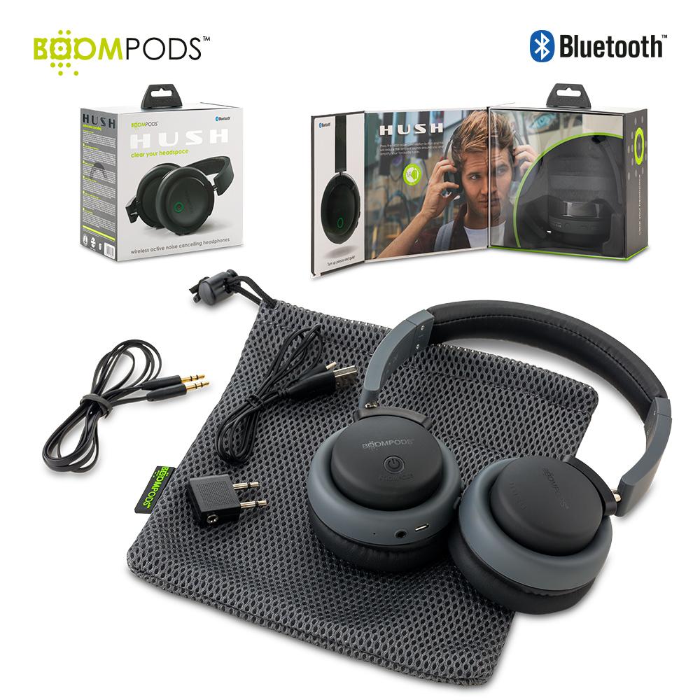 Audifonos Bluetooth Hush Boompods PRECIO NETO