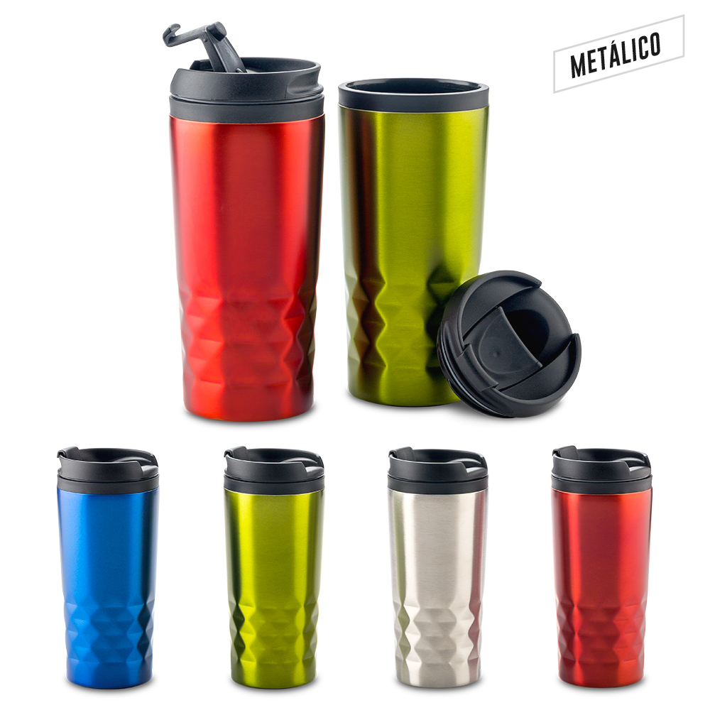 Mug Metalico Salvatore 300 ml