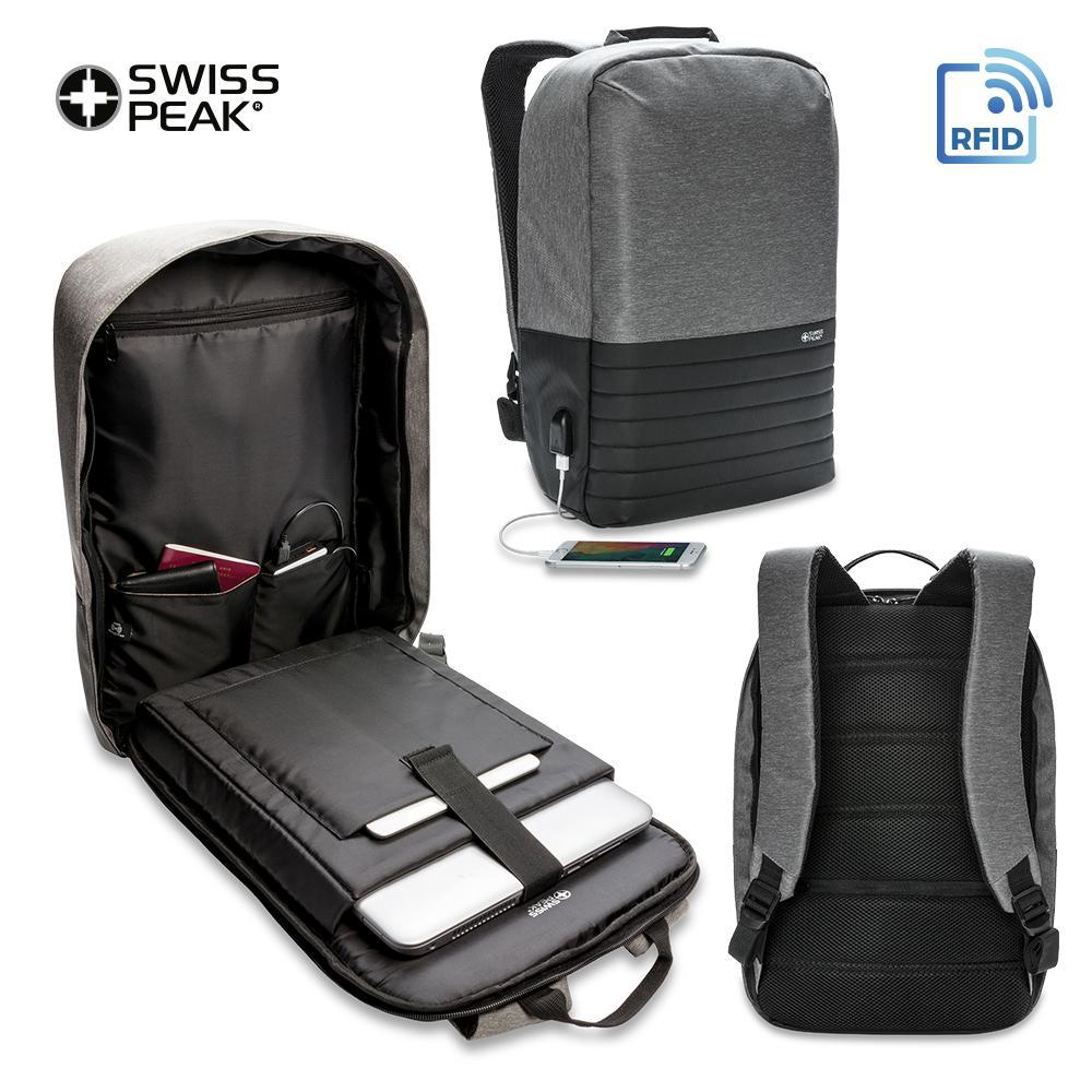 Morral Antirrobo Swisspeak RFID