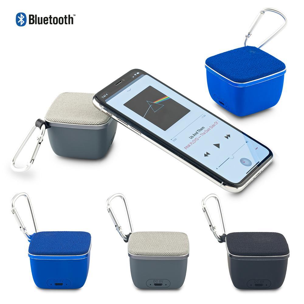 Mini Speaker Bluetooth con Carabinero