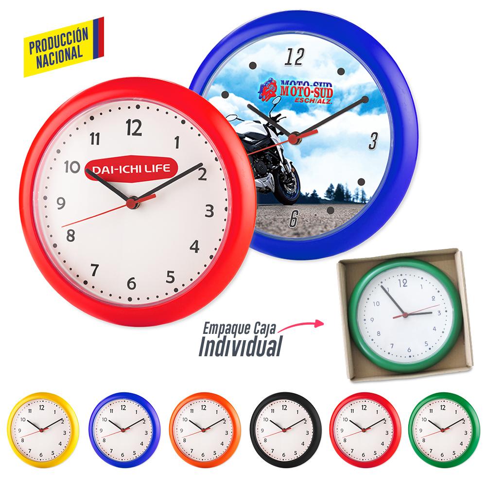 Reloj Dual-Produccion Nacional