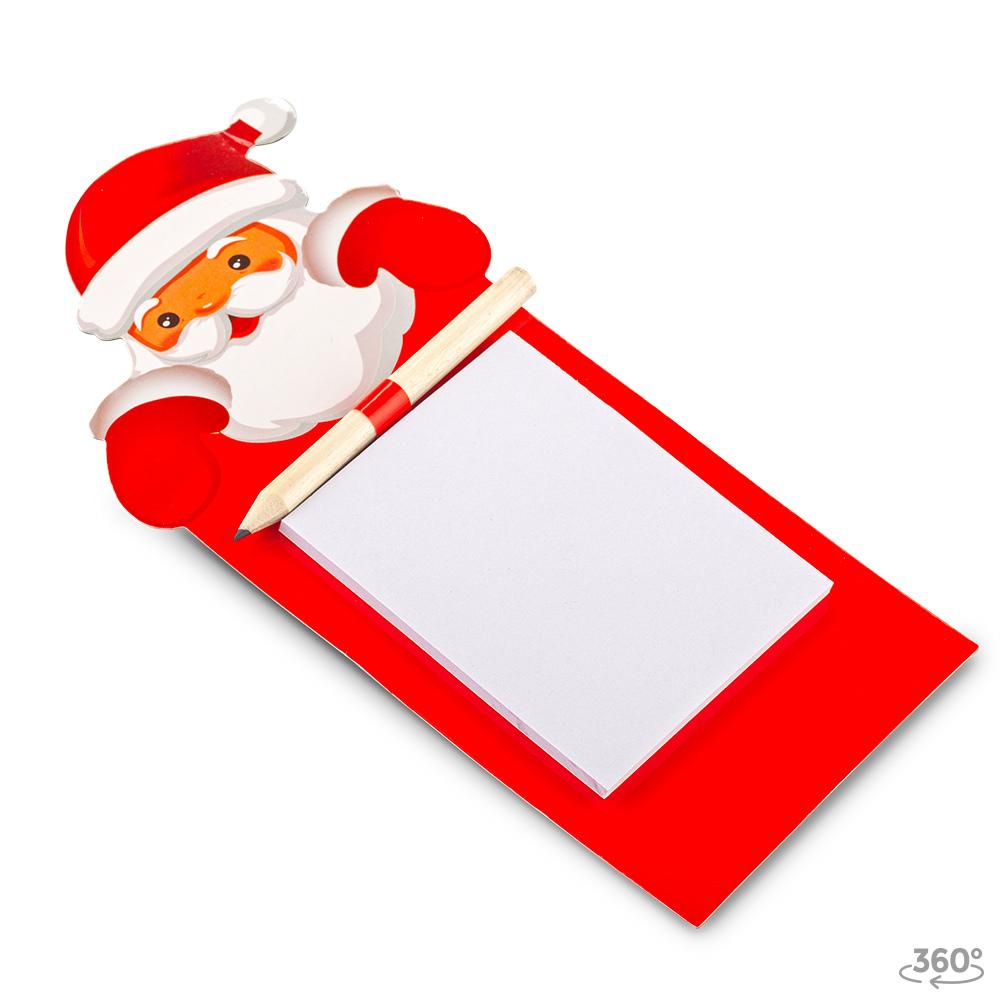 Portanotas con Imán Santa NUEVO