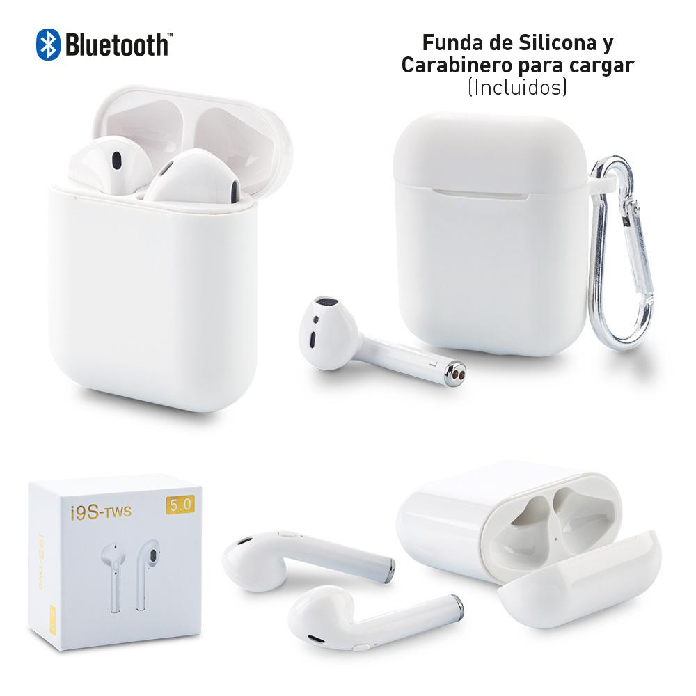 Audífonos Bluetooth Air i9S NUEVO