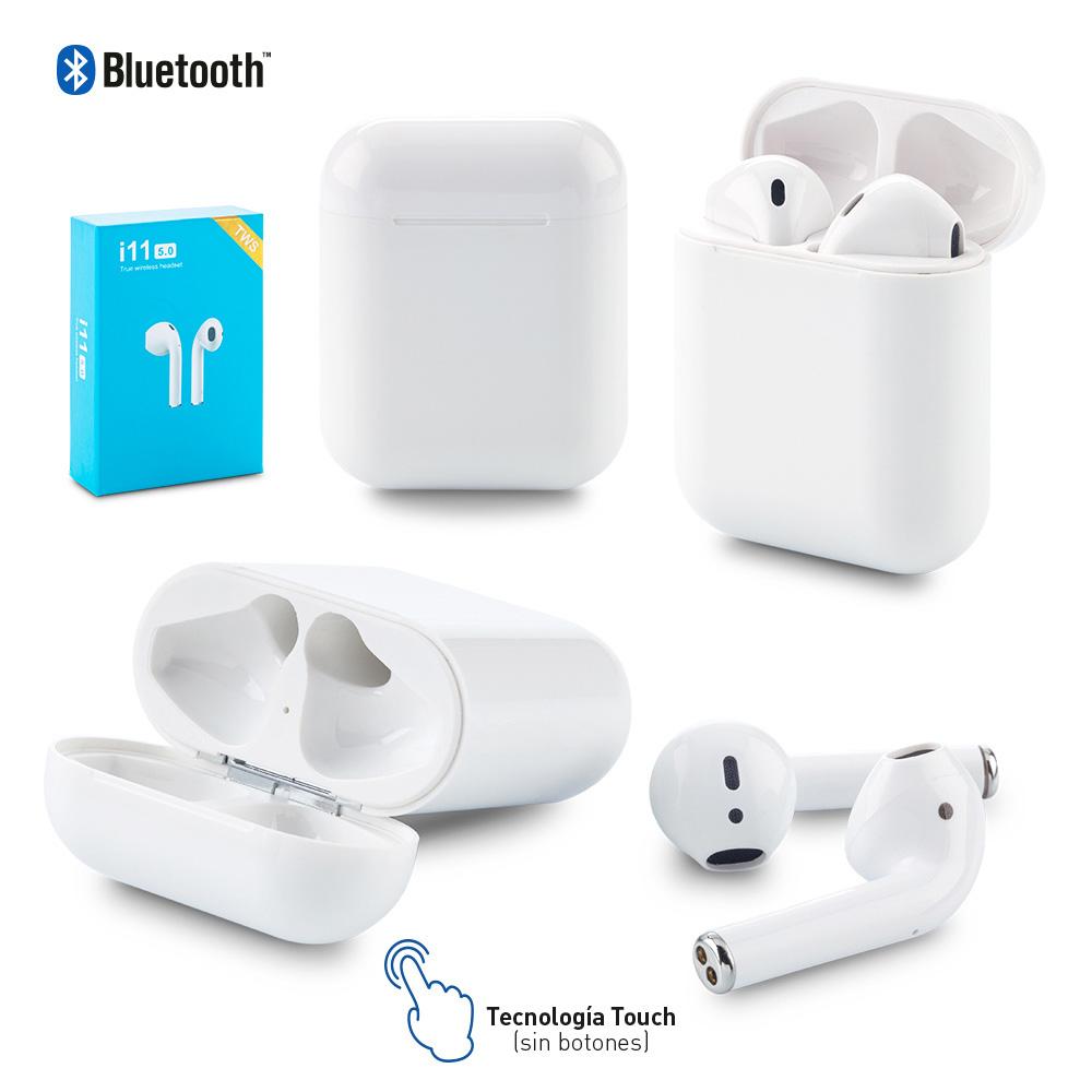 Audífonos Bluetooth Air i11 NUEVO