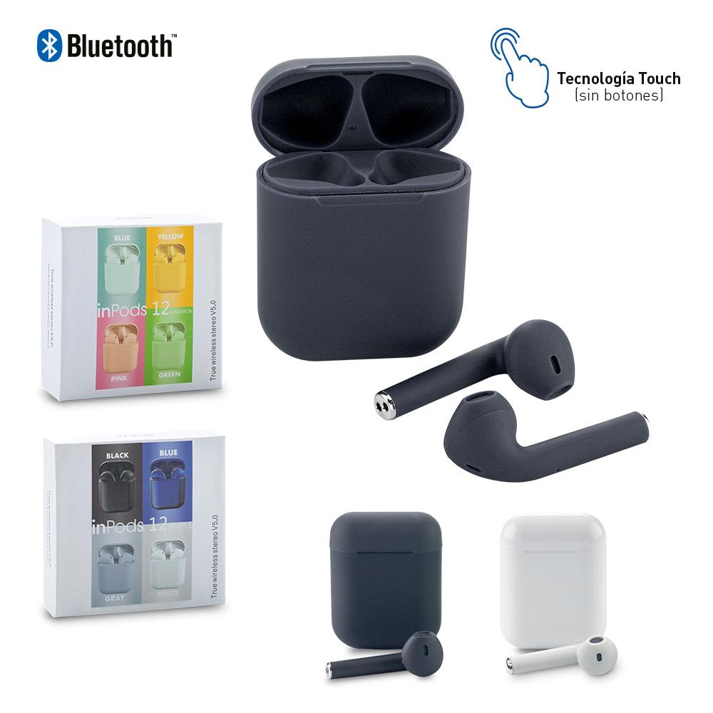 Audifonos Bluetooth Air i12 NUEVO