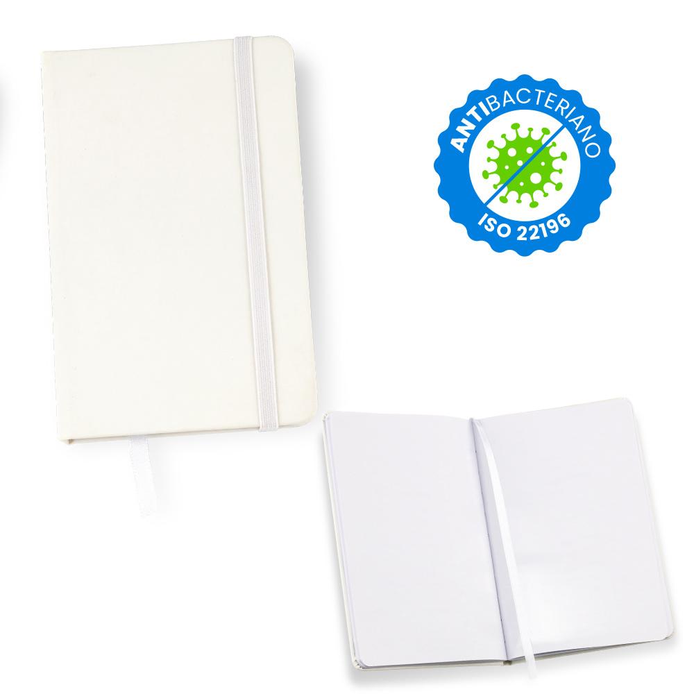 Mini Libreta Sevilla Material Antibacteriano