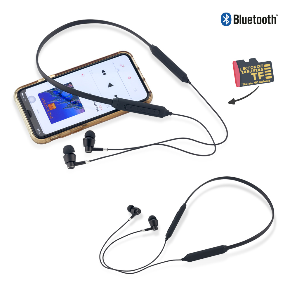 Audifonos Bluetooth Sloom NUEVO