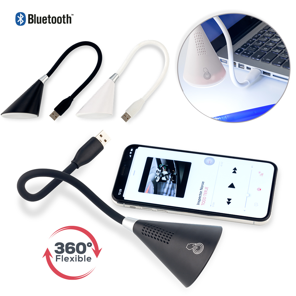 Speaker Bluetooth con Lampara