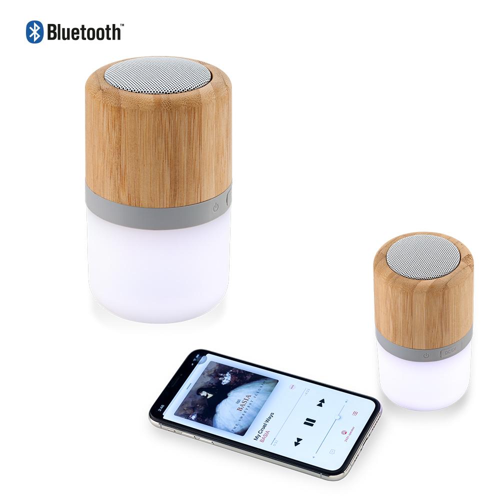 Speaker Bluetooth Bamboo Rainbow NUEVO