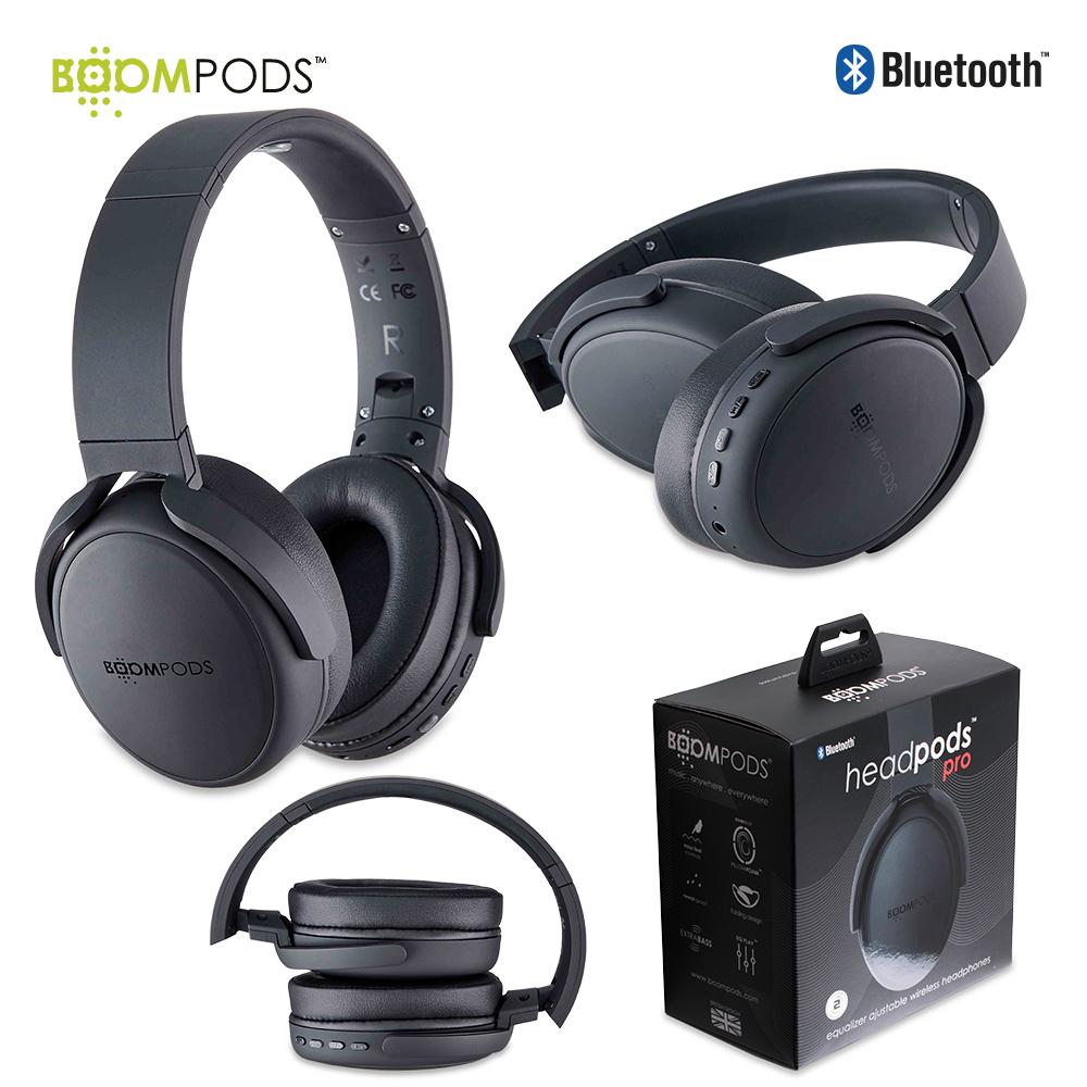 Audifonos Bluetooth Headpods Pro Boompods