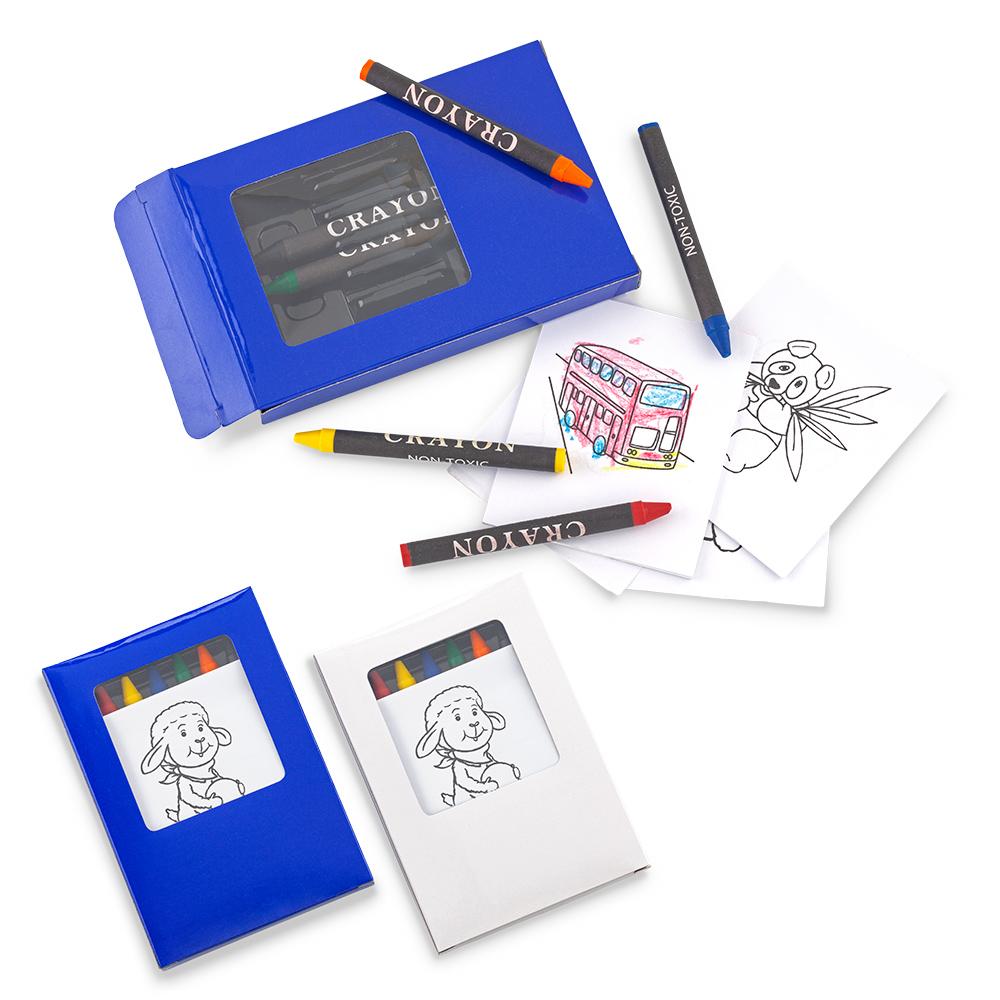 Set de Crayolas Kidz X 6 NUEVO