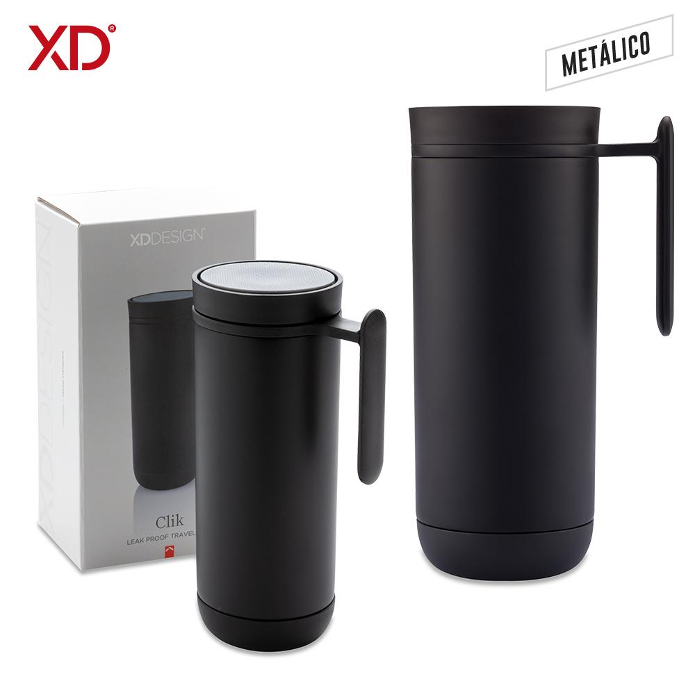 Mug Metálico Clik 225ml NUEVO