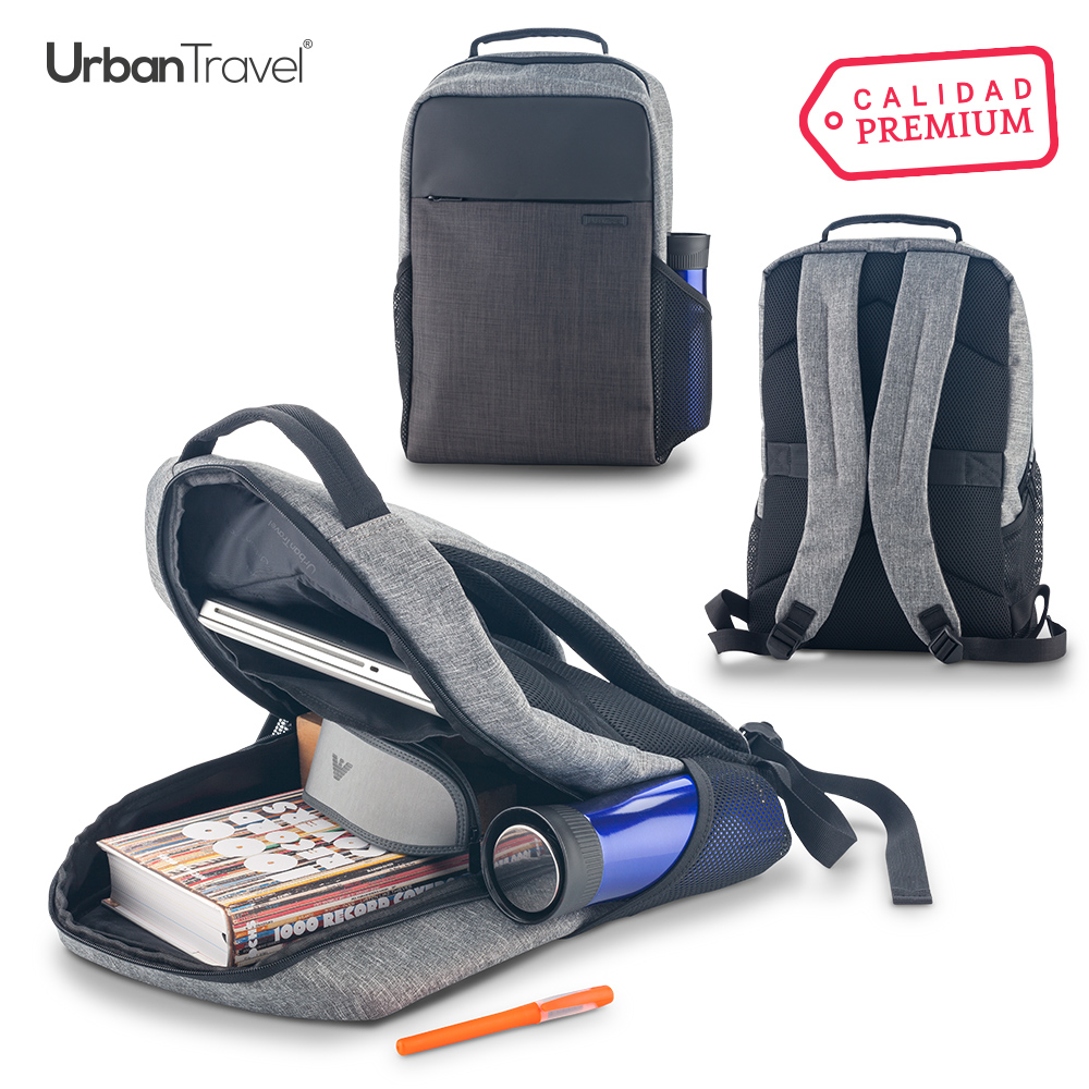 Morral Backpack Legacy Urban Travel NUEVO