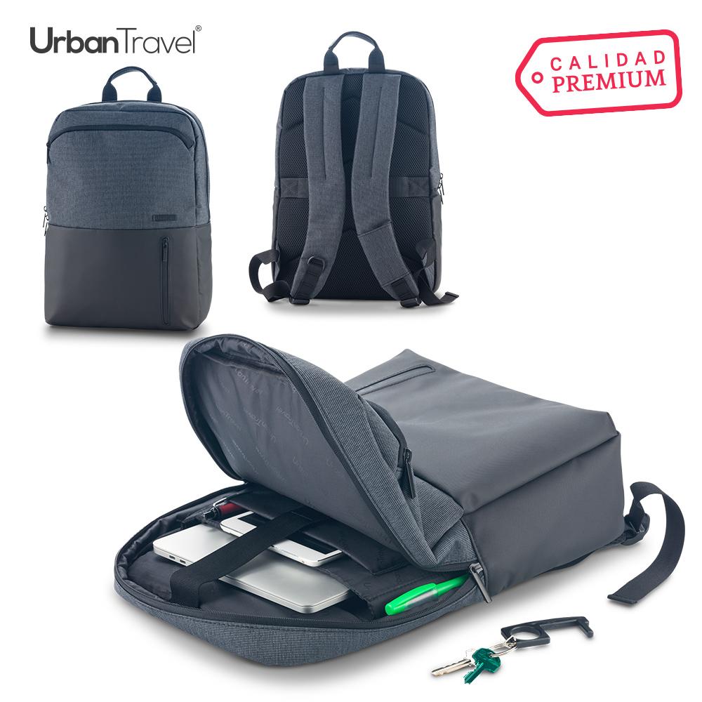 Morral Backpack Crosby Urban Travel NUEVO