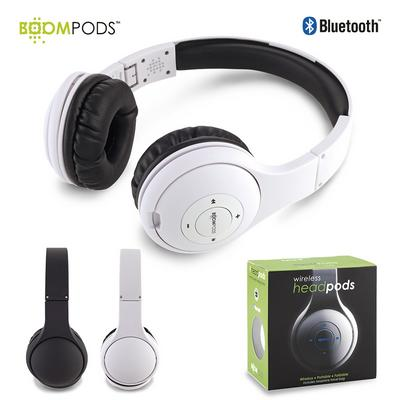 Audifonos Bluetooth Headpods - Boompods