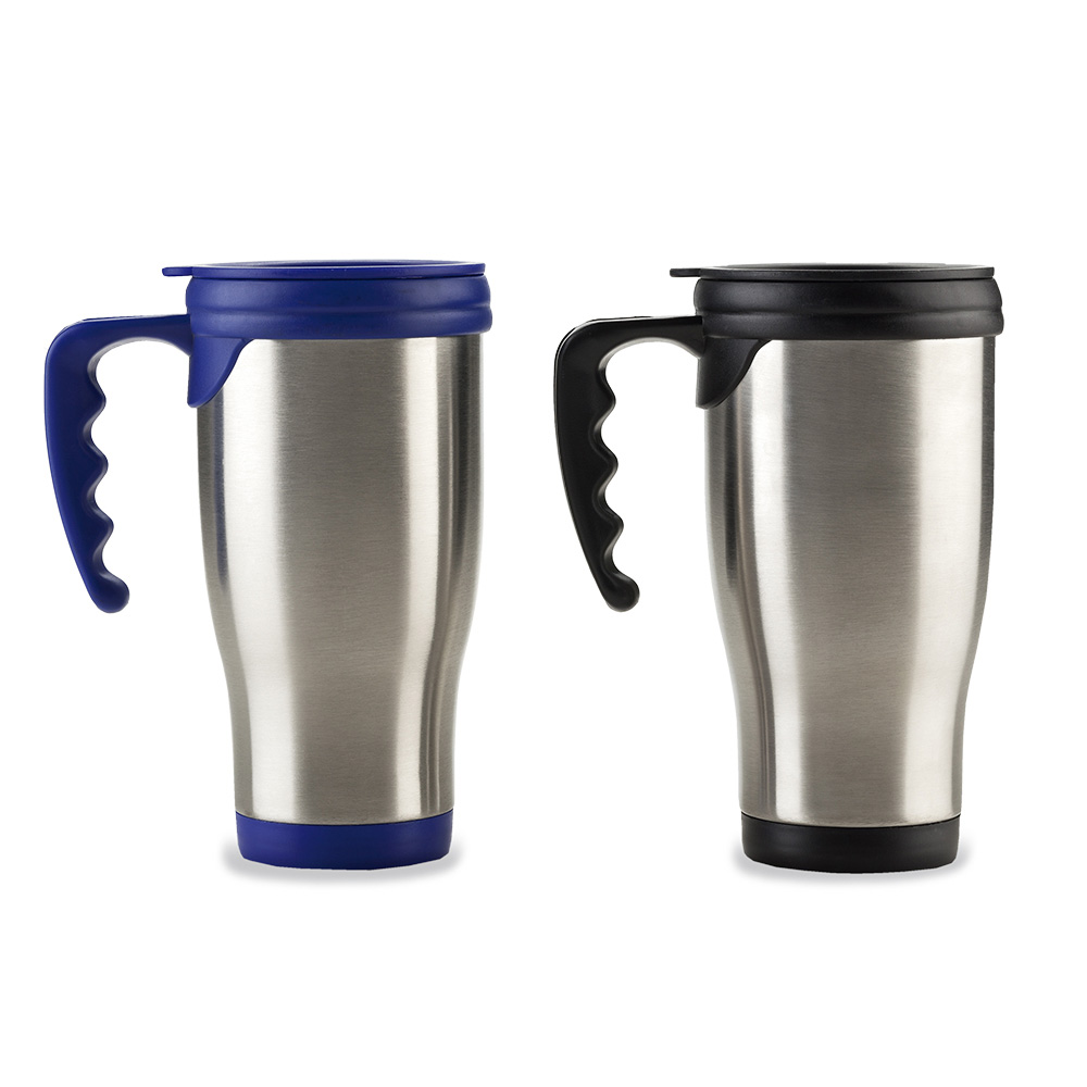 Mug Doble Pared en Acero II - 16 Oz