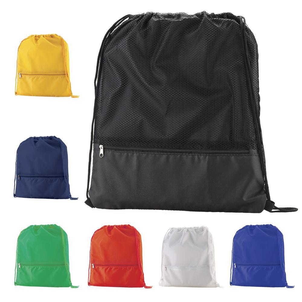 Sporty Bag con Malla