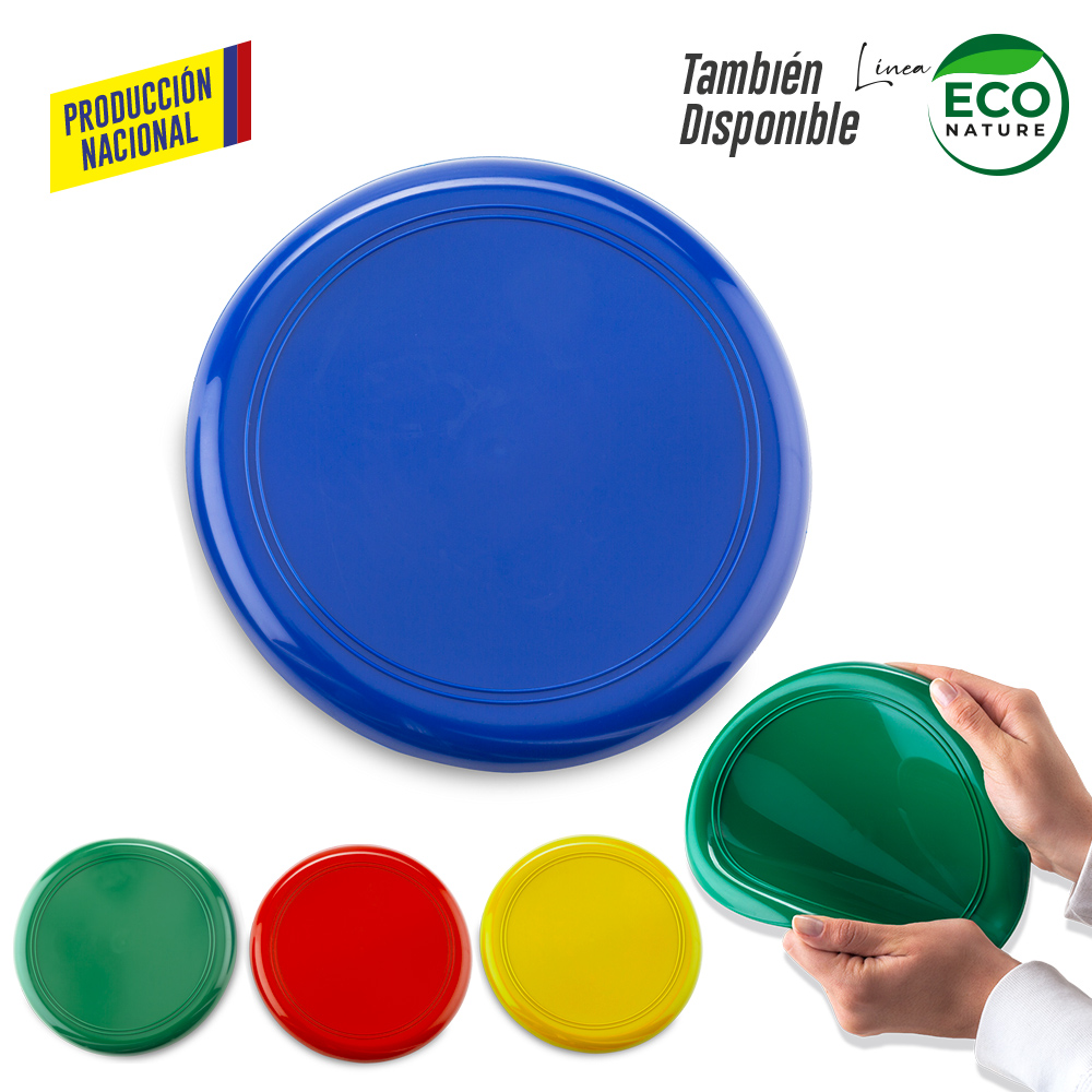 Frisbee Flexible - Produccion Nacional
