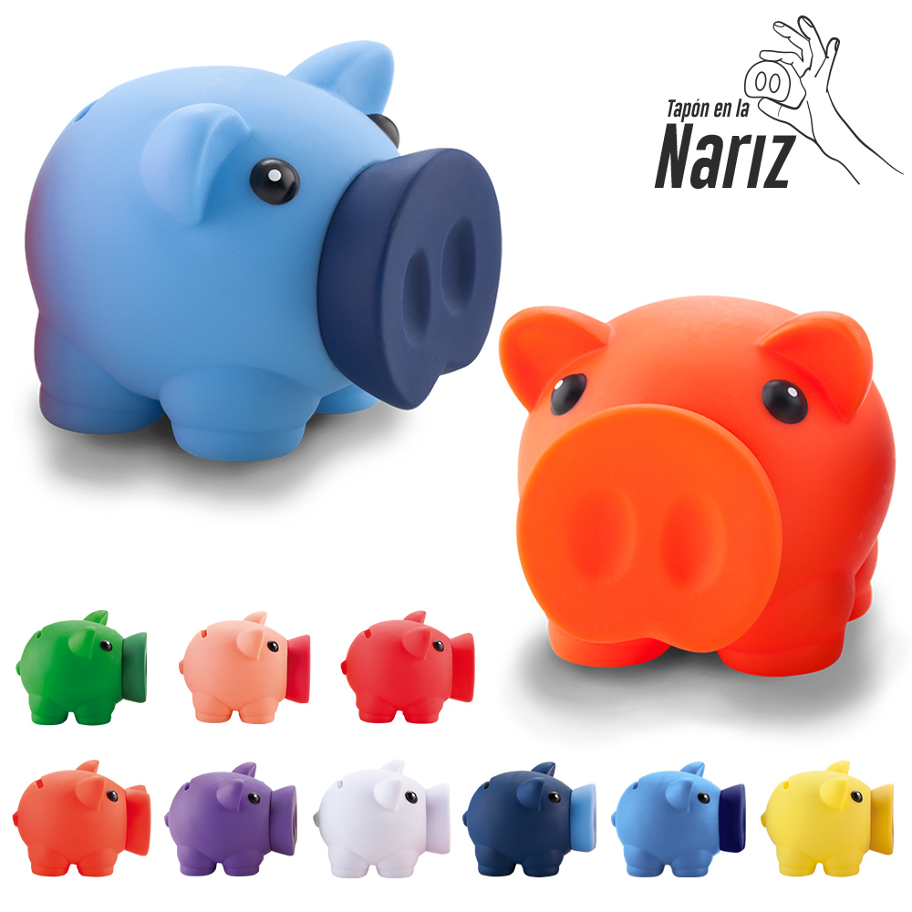 Alcancia Mini Piggy