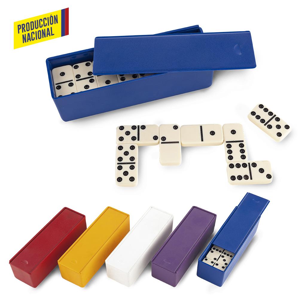 Domino Grande (ver estuche produccion nacional)
