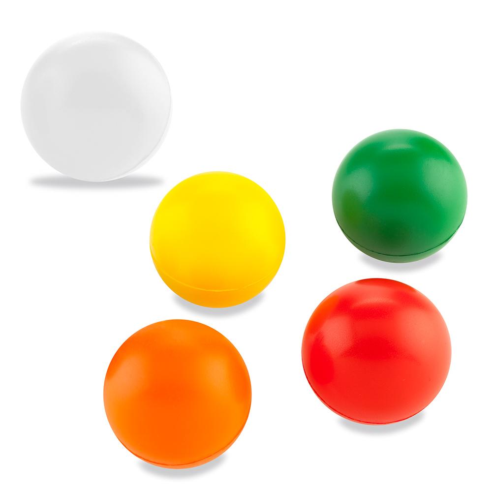 Bola Antiestrés Neón 5.0cm