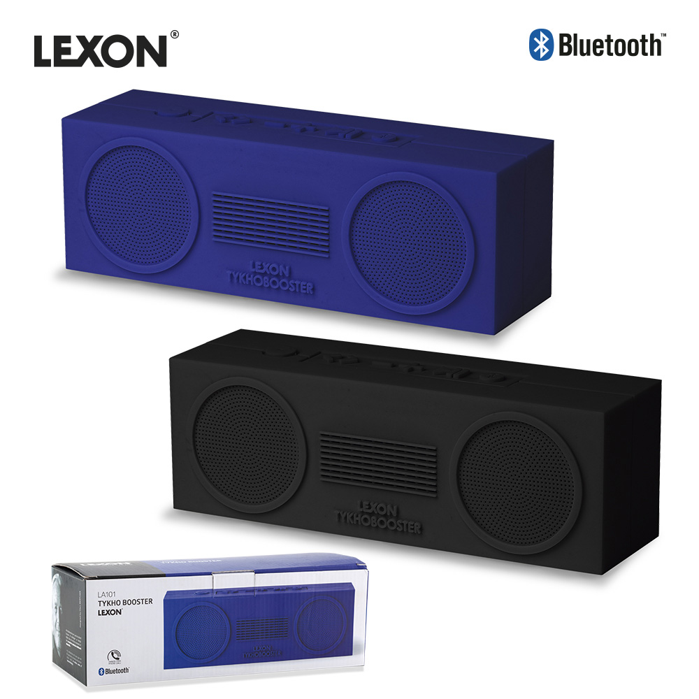 Speaker Bluetooth Tykho Booster Lexon - OFERTA