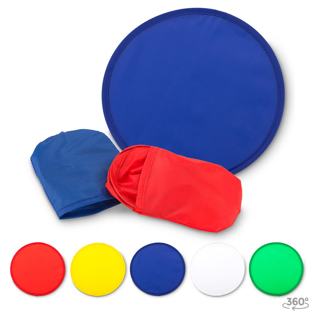 Abanico Plegable / Frisbee Flexible