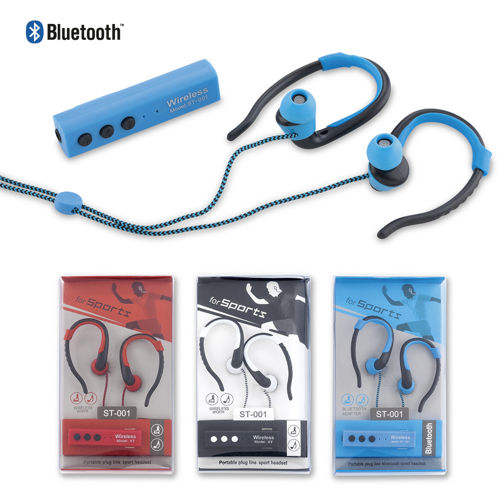 Audífonos Bluetooth Marathon - OFERTA