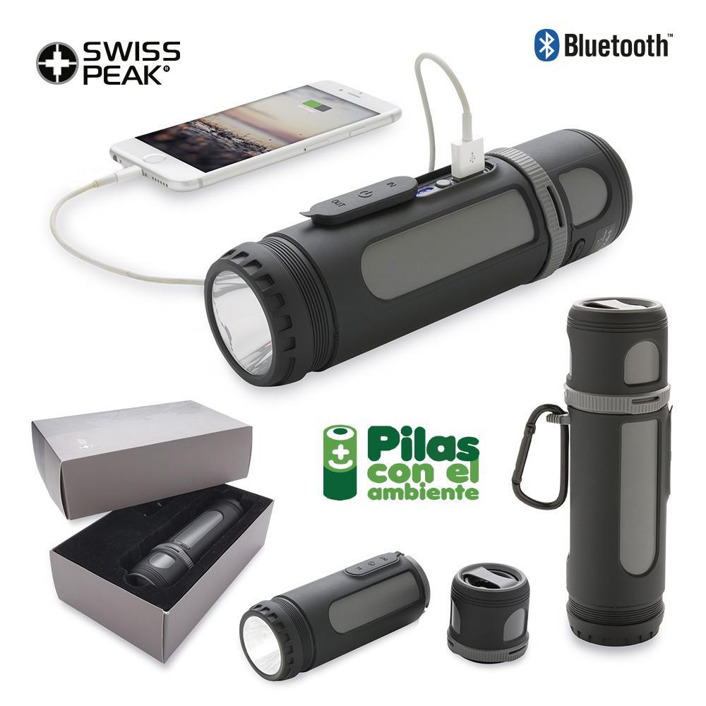 Speaker 4 En 1 Swisspeak - OFERTA