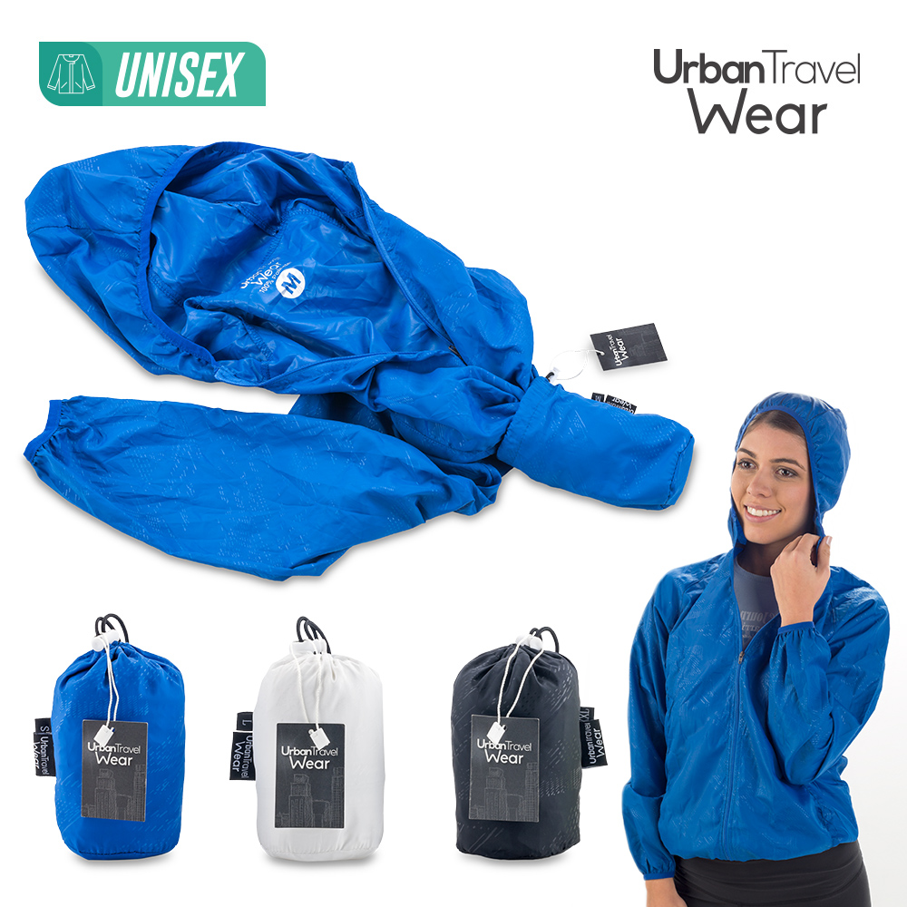 Chaqueta Urban Travel Wear