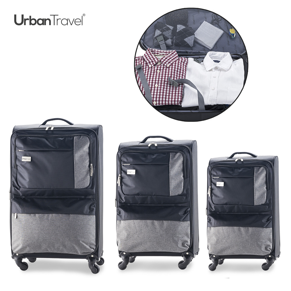 Set De Maletas Stefano Urban Travel - OFERTA