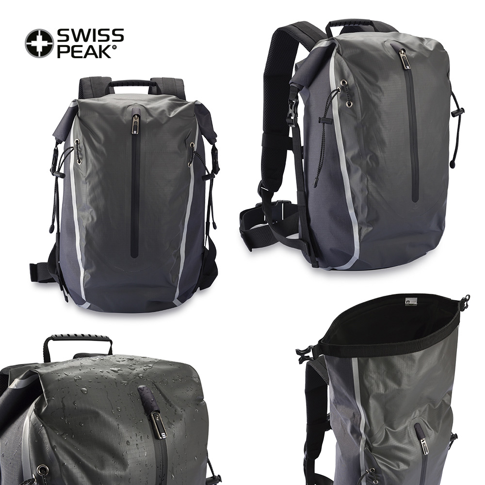 Morral Backpack Waterproof Swisspeak