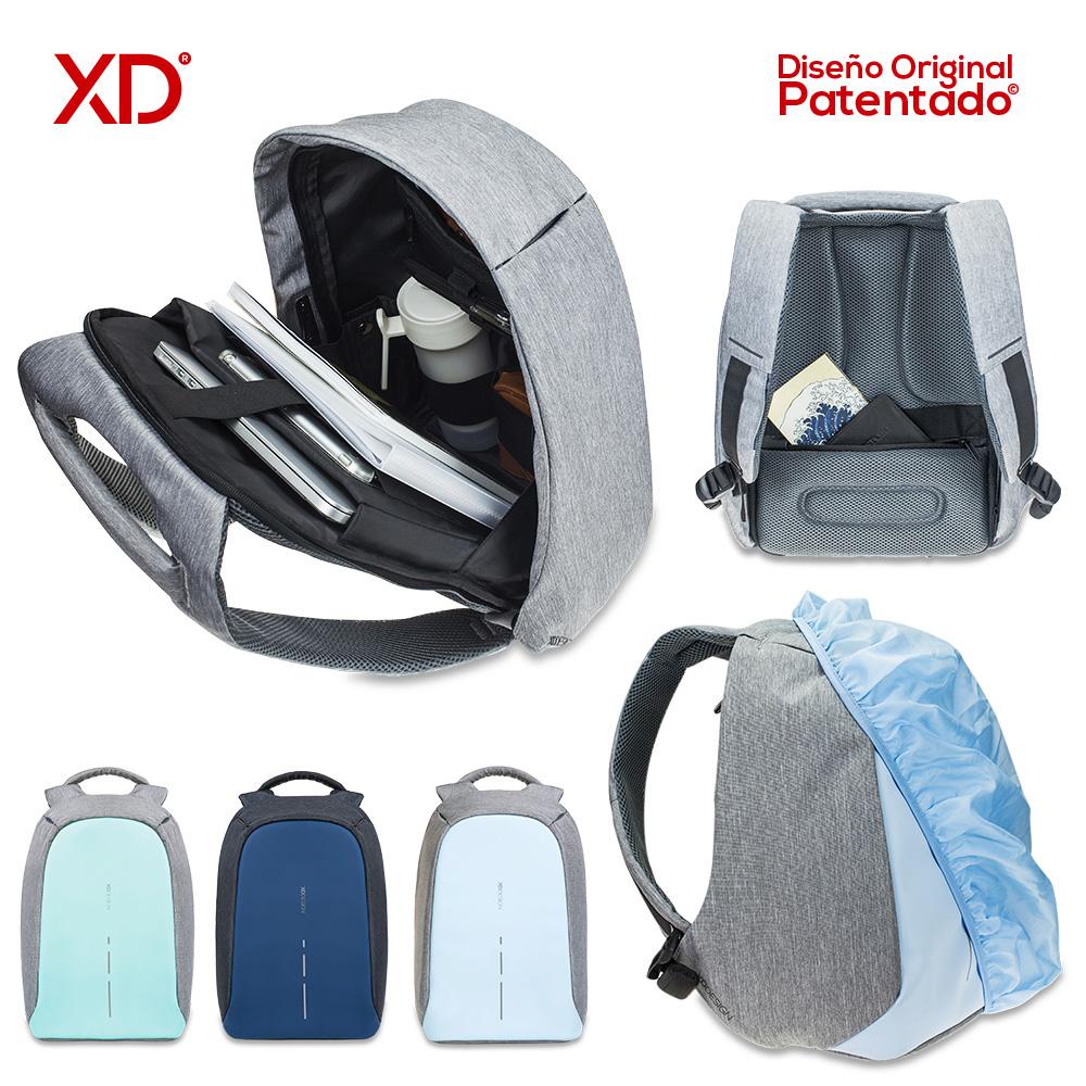 Morral Backpack Antirrobo Bobby Compact