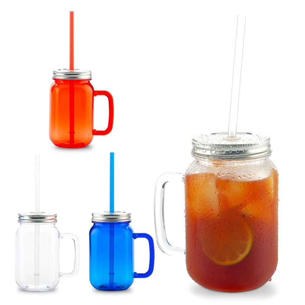 Jarra Plastica Kolors 600 ml